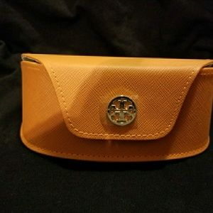 Tory Burch sunglass case brand new